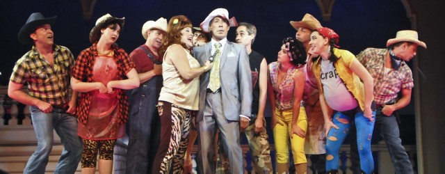 Dirty Rotten Scoundrels:  Cast